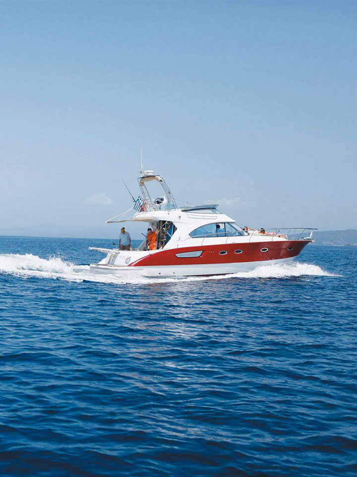Chartering in Greece